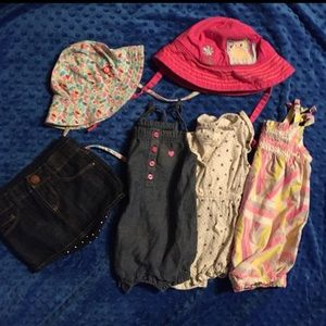 Other - Baby girl lot size 3-6 months.